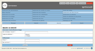 mlmpro manager
